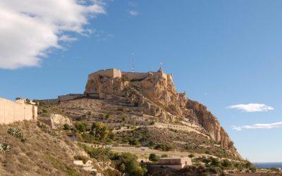 Visitamos Alicante: Castillo de Santa Bárbara