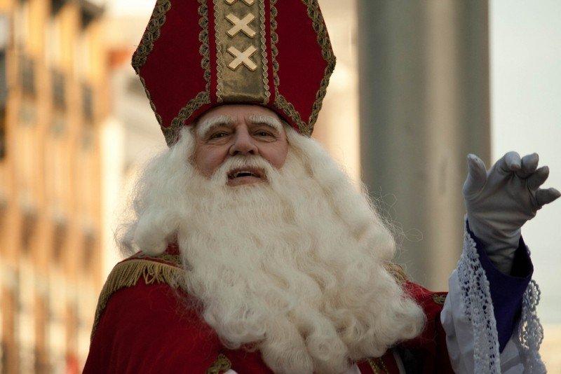 A Dutch legend about Santa Claus from Alicante