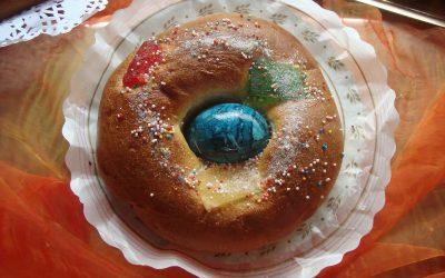Tradicionales dulces de Pascua